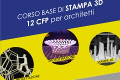 corso base stampa 3D arch